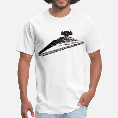 Starship Starship - Men's T-Shirt