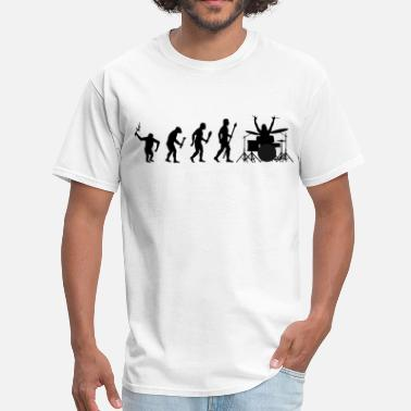 591b845a3 Drum Evolution Drums Evolution - Men's T-Shirt