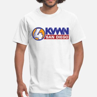Anchorman Movie Anchorman KVWN - Men's T-Shirt
