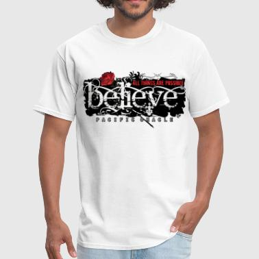 All Things Are Possible Believe - Men's T-Shirt