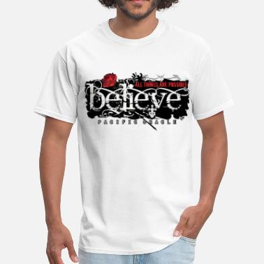 Christian Believe - Men's T-Shirt