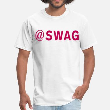 Swag On Point @ SWAG - Men's T-Shirt