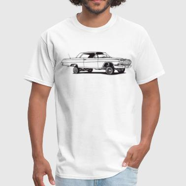 Low Rider HD Design - Men's T-Shirt