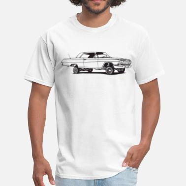 Low Rider Low Rider HD Design - Men's T-Shirt
