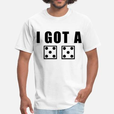 I Got A Hard 10 - Men's T-Shirt