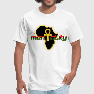 Mentality Africa tshirt.png - Men's T-Shirt