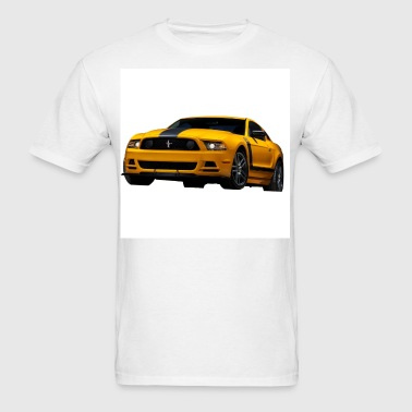 Ford Mustang - Men's T-Shirt