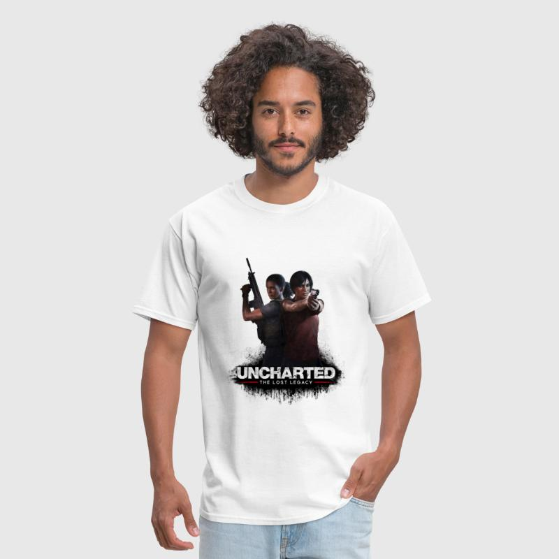 Uncharted The Lost Legacy - Men's T-Shirt