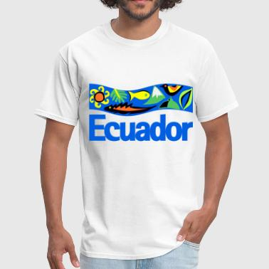 Ecuador - Men's T-Shirt