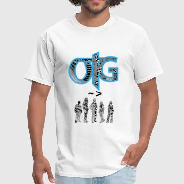Urban OTG Design - Men's T-Shirt