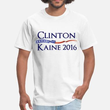 Clinton Kaine Clinton Kaine 2016 Design - Men's T-Shirt