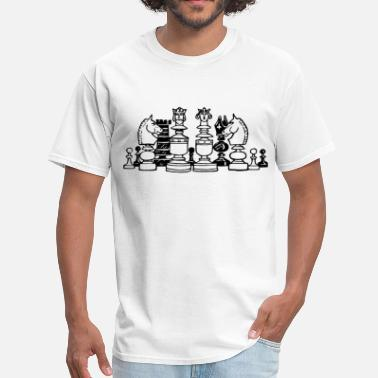 Chess Chess - Men's T-Shirt