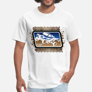 Trophy Offroad Trophy Truck Logo - Men's T-Shirt
