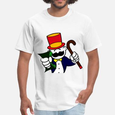 Money Monopoly Monopoly - Men's T-Shirt
