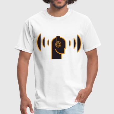 Head Music DJ - Men's T-Shirt
