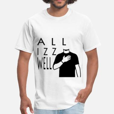 Hindi ALL IZZ WELL BLACK (WOMEN'S) - Men's T-Shirt