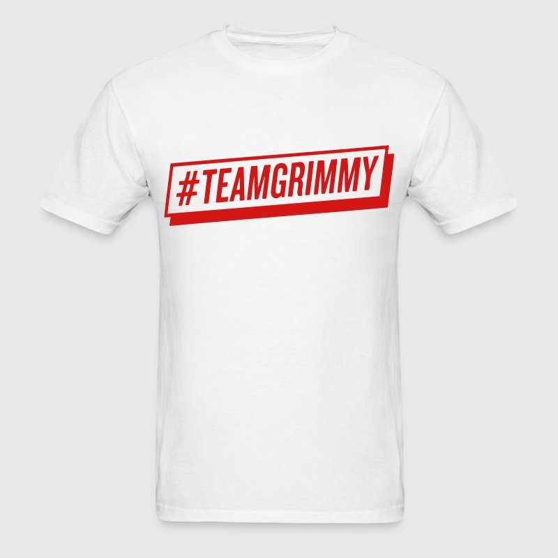 #TEAMGRIMMY - Men's T-Shirt