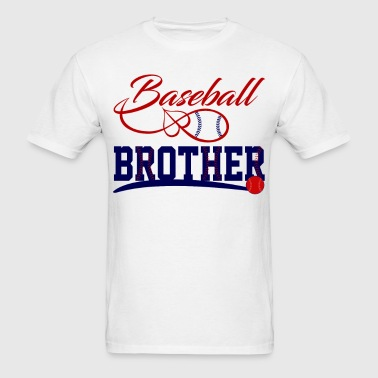 baseball brother - Men's T-Shirt