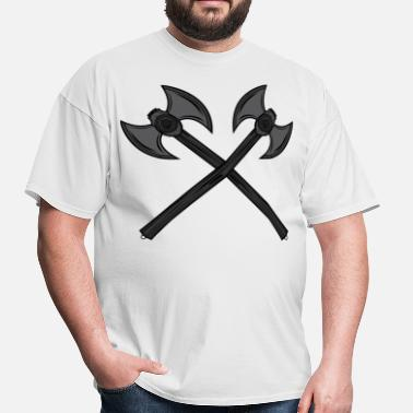 Axs Axe - Men's T-Shirt