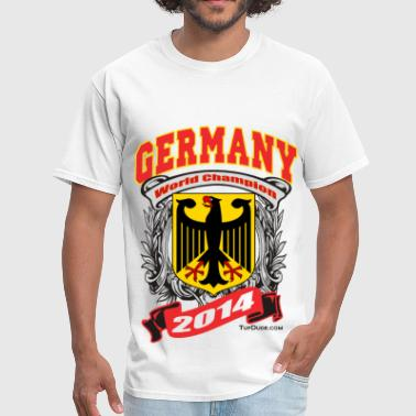 Germany 002 - bw - TD - Men's T-Shirt