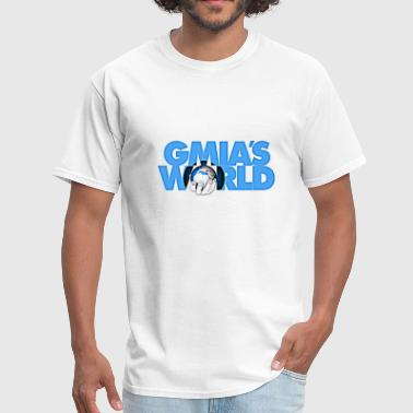 GmiasWorld Cali Blue T - Men's T-Shirt