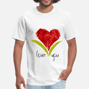 Love You love you - Men's T-Shirt