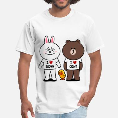 Cony Funny Cartoon 2005321 - Men's T-Shirt