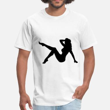 Playboy Sexy sexy silhouette - Men's T-Shirt