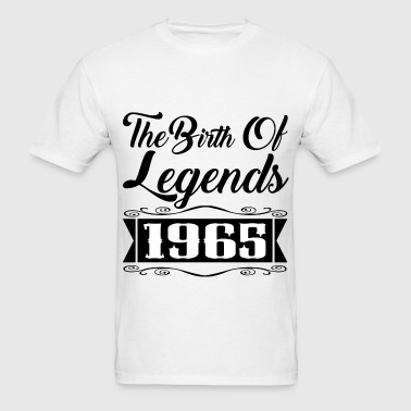 legends 1965 2.png - Men's T-Shirt
