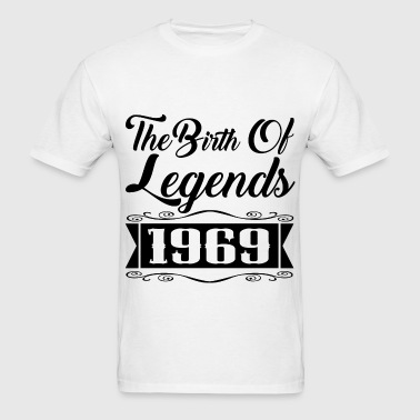 legends 1969 1.png - Men's T-Shirt