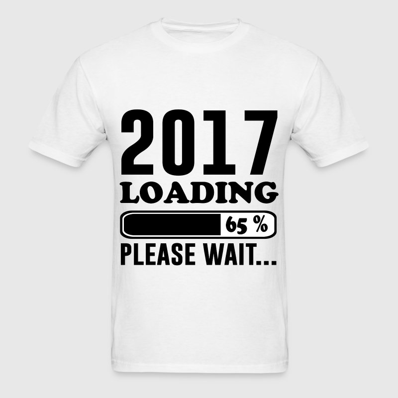 LOADING 2017 1.png - Men's T-Shirt