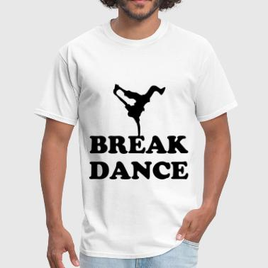 Breakdancer BREAK 11.png - Men's T-Shirt