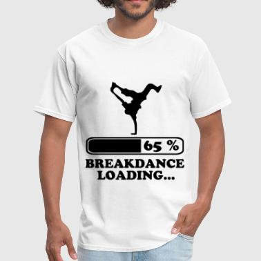 Breakdancer LOADING DANCE 11.png - Men's T-Shirt