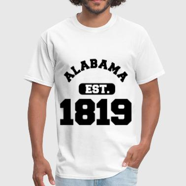 ALABAMA PRIDE 2.png - Men's T-Shirt