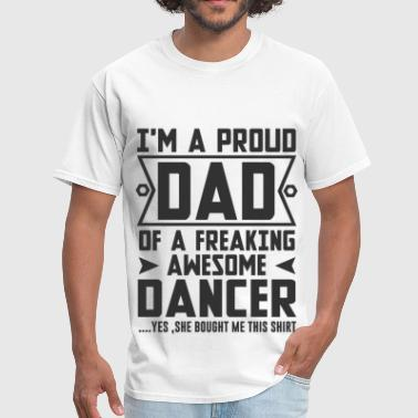 DANCER 14.png - Men's T-Shirt