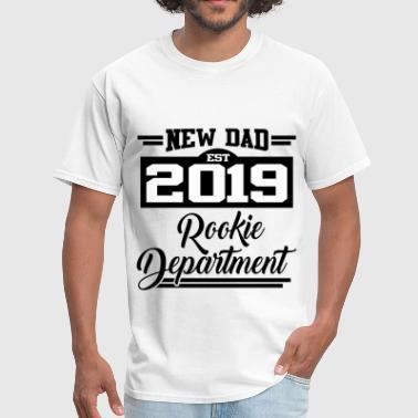 new dad 2019 1.png - Men's T-Shirt