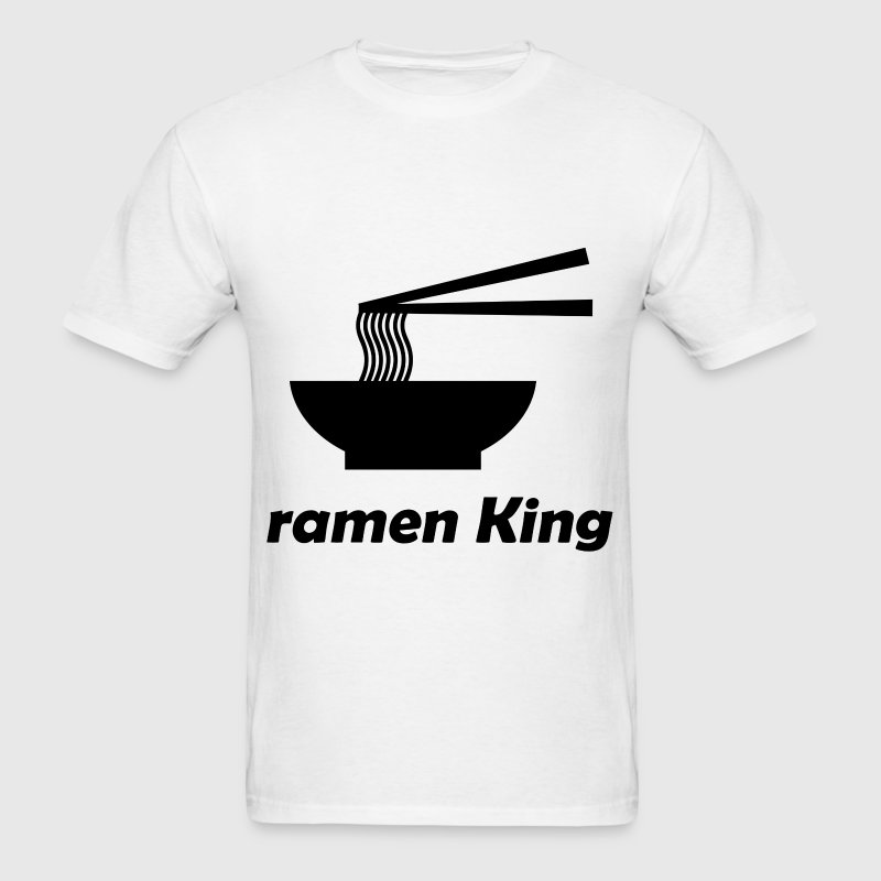 ramen king 112.png - Men's T-Shirt