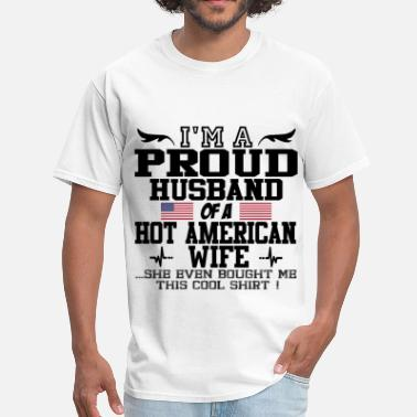 American Wife american wife 1112902912912.png - Men's T-Shirt