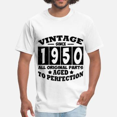 1950 50 SHDJHAJDAD.png - Men's T-Shirt