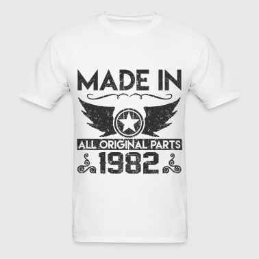 made in 1982 11.png - Men's T-Shirt