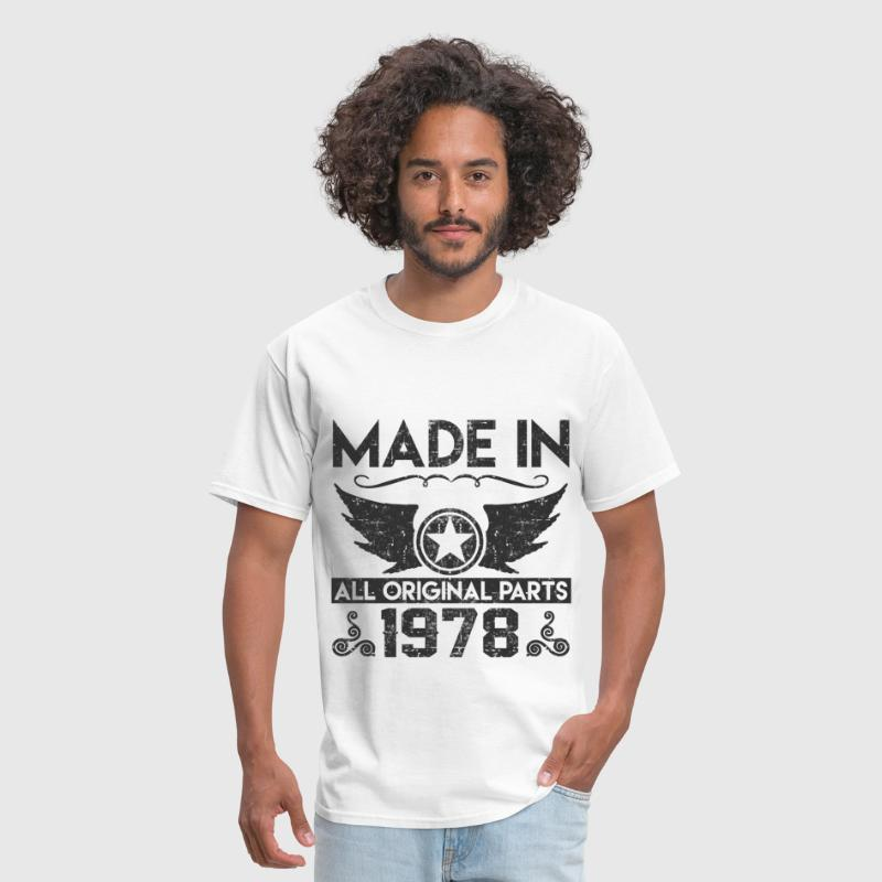 made in 1978 11.png - Men's T-Shirt