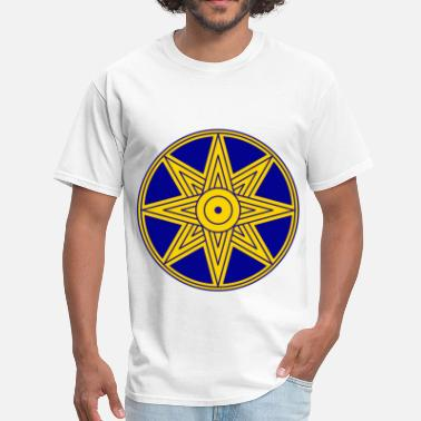 Ishtar Ishtar-star-symbol - Men's T-Shirt
