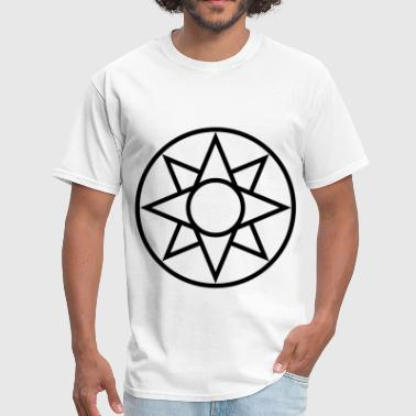 Star Symbol Ishtar-star-symbol - Men's T-Shirt