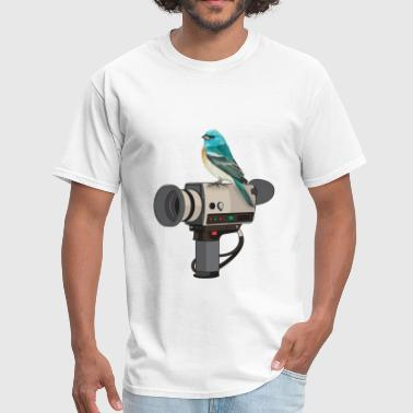Ready for Take Off - Aerial Photographer Shirt - Men's T-Shirt