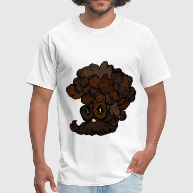 curly - Men's T-Shirt