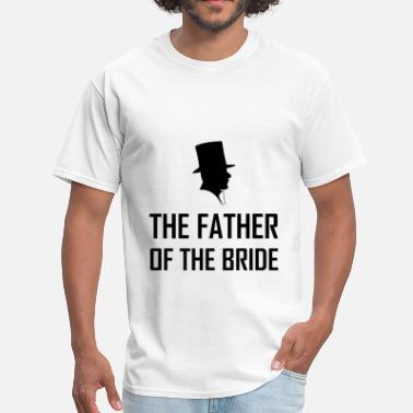 Engagement Party Jokes Wedding Father Of The Bride - Men's T-Shirt