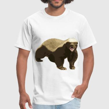Honey Badger - Men's T-Shirt