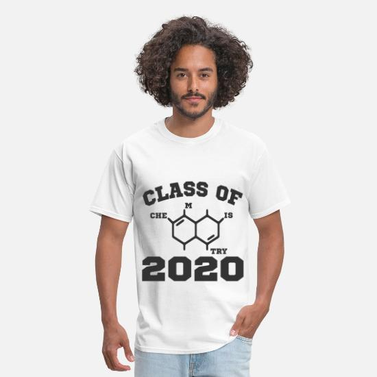 2020 T-Shirts - CHEMISTRY 20201.png - Men's T-Shirt white