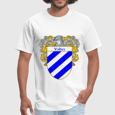 Family Crest Spain Valdez Coat of Arms/Family Crest - Men's T-Shirt
