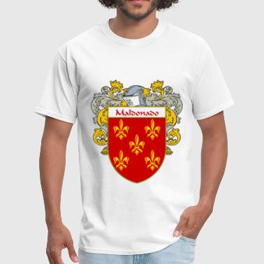 maldonado_coat_of_arms_mantled - Men's T-Shirt